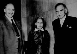 Fritz Strassman, Lise Meitner en Otto Hahn