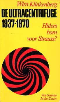 Cover van het boek van Klinkenberg