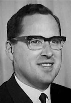 Minister Andriessen (in vroeger tijden)