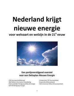 Nederland krijgt nieuwe energie